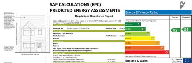 SAP Ratings explained - IR Energy Assessors - EPC Chelsea